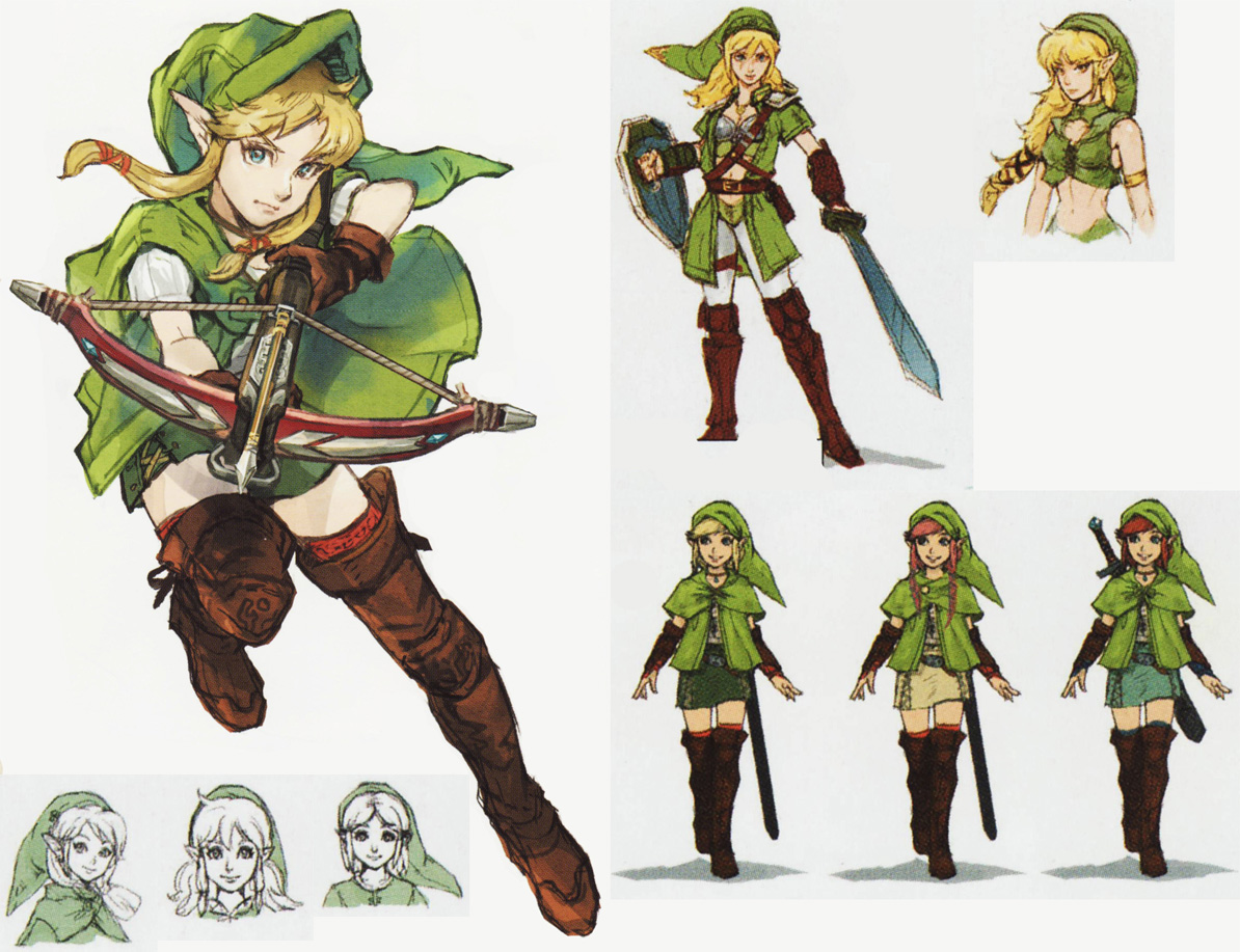 Anecdote du jeu Hyrule Warriors
