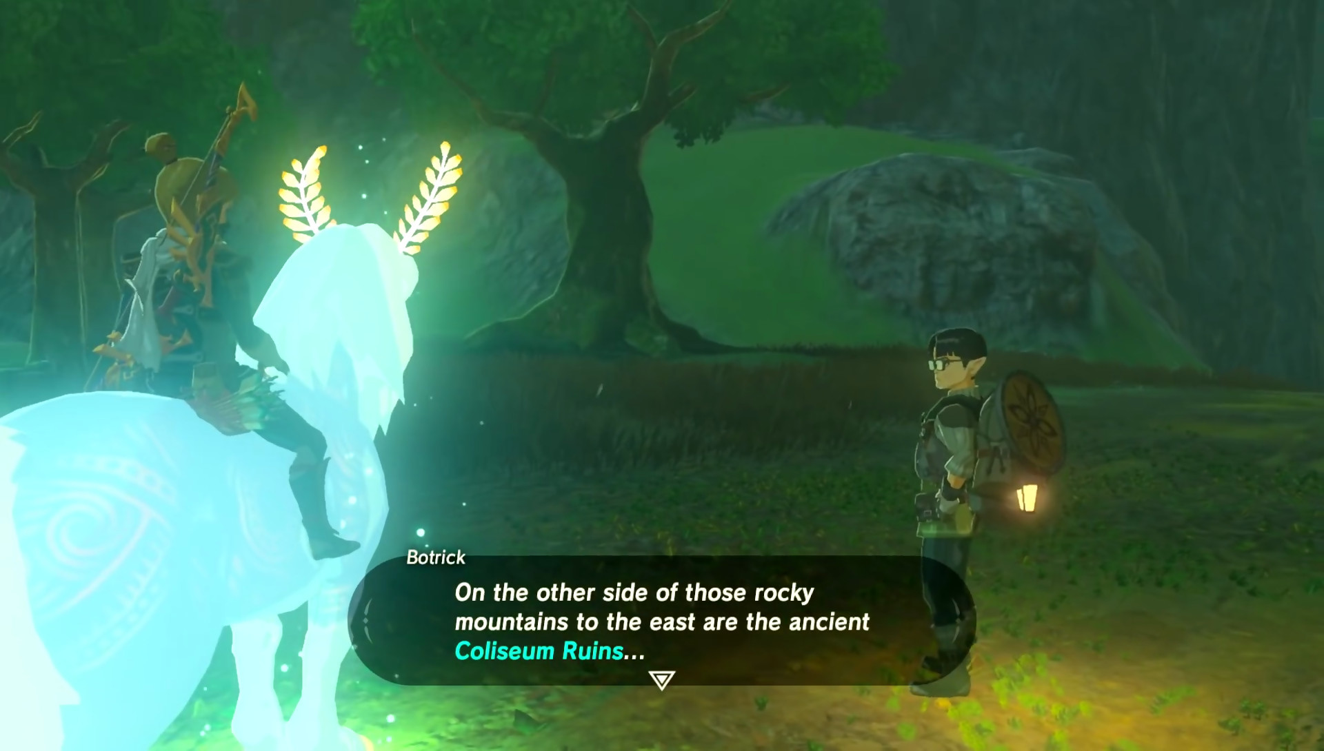 Anecdote du jeu Breath of the Wild  - Les hommages à Iwata dans Breath of