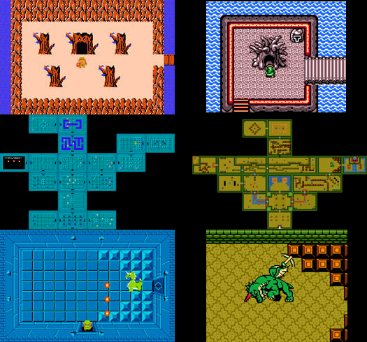 Anecdote du jeu Oracle of Seasons