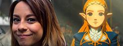 Adeline Chetail : la voix française de Zelda