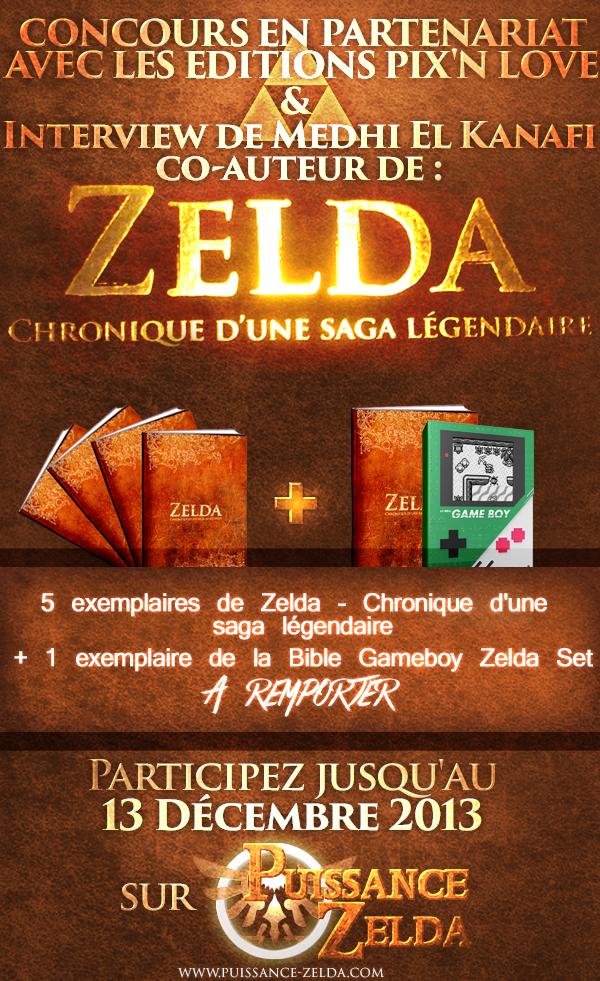 Concours Puissance Zelda