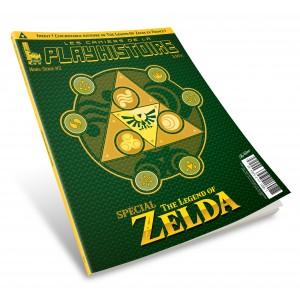 Couverture des Cahiers de la Playhistoire HS Spécial Zelda