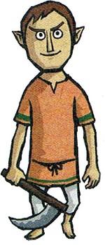 Illustration de André