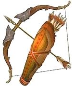 comment trouver l'arc dans zelda
