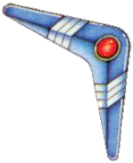 Illustration de Boomerang