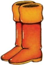 Illustration de Bottes de Pégase