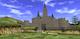 Château d'Hyrule dans Ocarina of Time