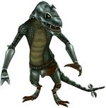 Illustration de Dinolfos