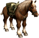 Epona dans Twilight Princess