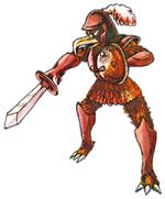 Illustration de Fokka
