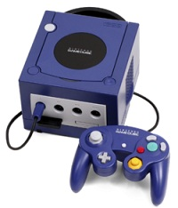 Illustration de Nintendo GameCube