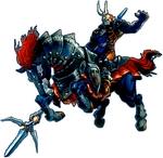 Illustration de Ganon Spectral