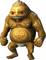 Illustration de Gorons