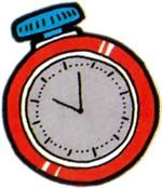 Illustration de Horloge Magique