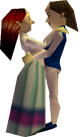 Hyliens dans Ocarina of Time