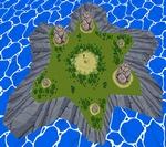 Illustration de Île Étoilée