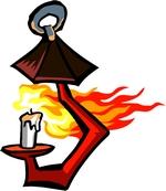 Illustration de Lanterne