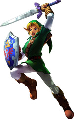 Illustration de Link