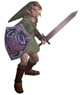 Link dans Twilight Princess