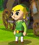 Link dans Spirit Tracks