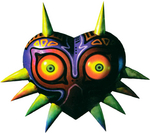 Illustration de Masque de Majora
