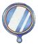Miroir magique puissance zelda for Miroir magique