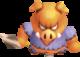 Moblin dans Tri Force Heroes