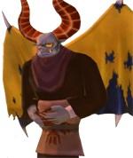 Illustration de Morcego