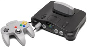 Illustration de Nintendo 64