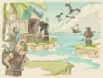 Illustration de Papousia
