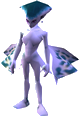 Princesse Ruto dans Ocarina of Time