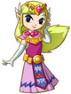Princesse Zelda dans Spirit Tracks