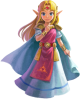 Princesse Zelda dans A Link Between Worlds
