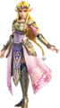 Princesse Zelda dans Hyrule Warriors