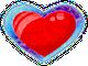 Réceptacle de Coeur