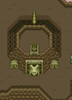 Roc de la Tortue dans A Link to the Past