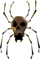 Skulltula dans Ocarina of Time