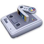 Illustration de Super Nintendo