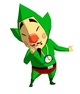 Tingle dans The Wind Waker