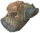 Tunique/Armure Zora dans Twilight Princess