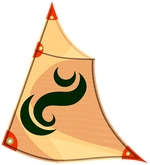 Voile de The Wind Waker