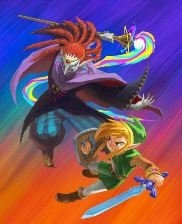 Artwork de A Link Between Worlds
