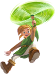 Artwork de A Link Between Worlds