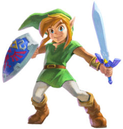 Anecdotes de A Link Between Worlds