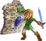 Illustration de A Link Between Worlds