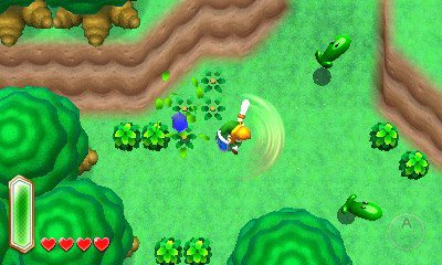 Screenshot A Link Between Worlds