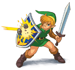 Solution de A Link to the Past