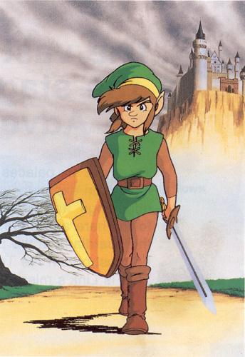Test de Zelda II : The Adventure of Link. 001