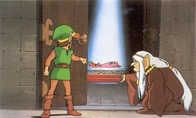 Test de Zelda II : The Adventure of Link. 004
