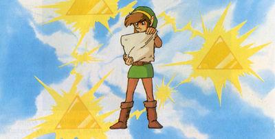 Test de Zelda II : The Adventure of Link. 005